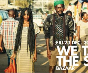 WE TAKE THE STREETS… BAZAAR!