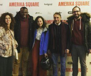 Amerika Square | Premiere