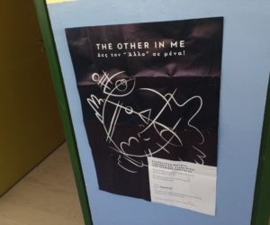"The program ""The Other in Me"" was successfully completed!"