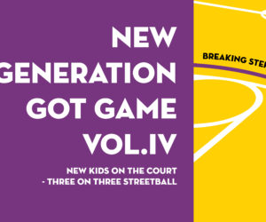 The Registrations for the New Generation Got Game vol.IV Have Gone Live!