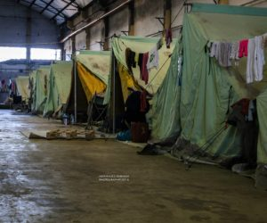Common PR about the violent incidents in Moria, Lesvos