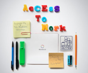 Access to Work | Workshop Series for Refugees & Asylum Seekers