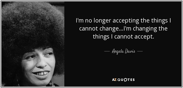 angela davis in athens