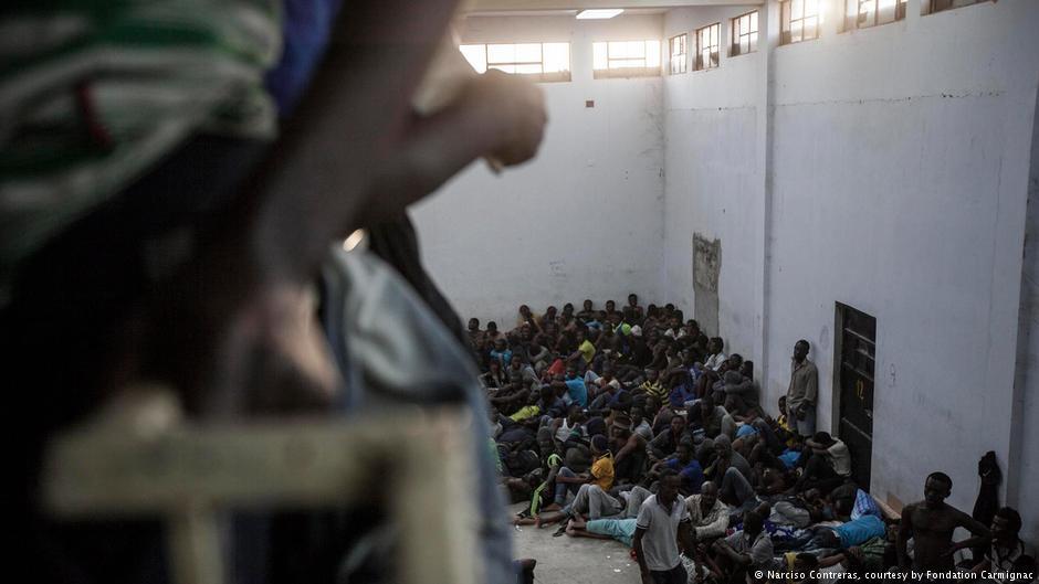 libya slavetrade