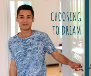 Choosing to Dream – «Όπως η πίεση μετατρέπει το κάρβουνο σε διαμάντια, έτσι φέρνει και τον άνθρωπο στην τελειότητα!»