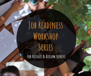 Job Readiness Workshop Series