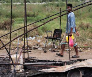 Σχετικά με την απάντηση του ΣΕΠΕ στους πυρόπληκτους εργάτες γης της Μανωλάδας