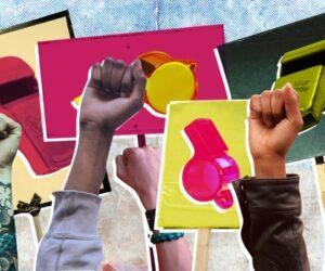 (Ελληνικά) #Μιλήστε: Συμμαχία Οργανώσεων Κοινωνίας Πολιτών και Εργαζομένων για την αποτελεσματική προστασία των whistleblowers