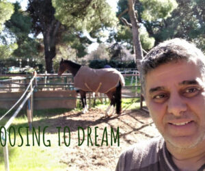 "Choosing to dream | ""Don't lose your confidence and keep on searching''"