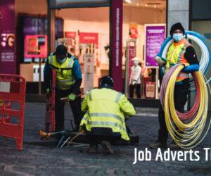 Job Adverts Thursday 12/8/2021