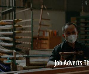 Job Adverts Thursday 26/8/2021