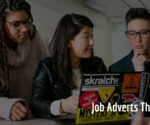 Job Adverts Thursday 19/8/2021