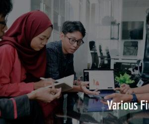 Job Adverts-Various Fields 5/8/2021
